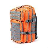 OSAGE RIVER Fly Fishing Backpack, Tackle and Rod Storage, Orange