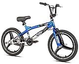 Razor Mag Wheel Freestyle Bike, 20' , Blue