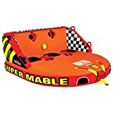 Sportsstuff Super Mable   1-3 Rider Towable Tube for Boating