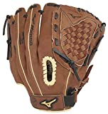Mizuno GPP1150Y3 Prospect Series PowerClose Baseball Gloves, 11.5', Right Hand Throw