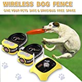 JUSTPET Wireless Dog Fence Electric Pet Containment System