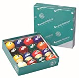 Aramith Pure Phenolic Pool Balls Regulation Belgian Made Billiard Ball Set (Premium)