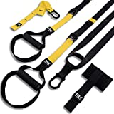 TRX All-in-One Body Suspension Trainer for Every Fitness Level, Total-Body Workout