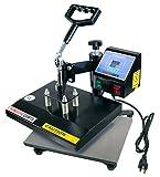 Transfer Crafts T-Shirt Heat Press & Digital Sublimation Machine (9 x 12)