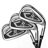 Wilson Staff C300 Irons, Steel, Regular, MRH, 4-PW, GW