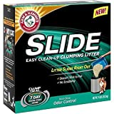 Arm & Hammer Slide Easy Clean-Up Litter, Non-Stop Odor Control, 19lb