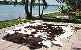 Cowhide Tricolor Cowhide Rug- XXL 6x8ft(180cm X240cm) TC6X8
