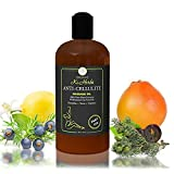 Anti-Cellulite Massage Oil Organic – Reduces & Prevents Cellulite, Stretch Marks, Extra Strength