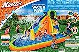 BANZAI Gushing Geyser Water Park - 173' L X 114' W X 95' H