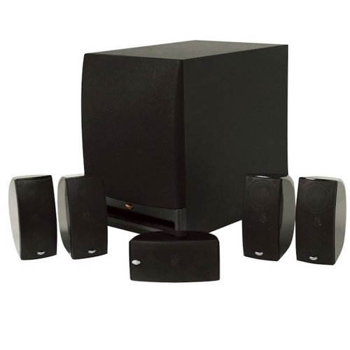 10. Klipsch HD1000 5.1 Channel Home Theater Speaker System
