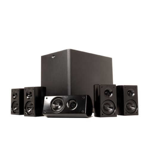 Best Home Theater Systems Under 300 6. Klipsch HD Theater 300 Home Theater system