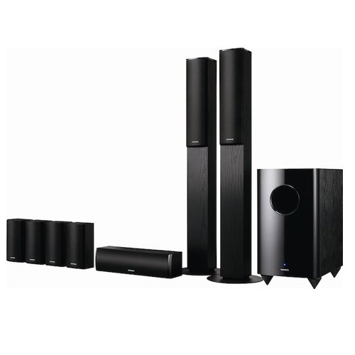 Best Home Theatre Systems: 2. Onkyo SKS-HT870 Home Theatre Speaker