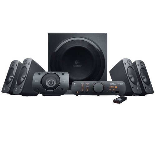 Best Home Theater Systems Under 300 9. Surround Sound Speaker system Z 906
