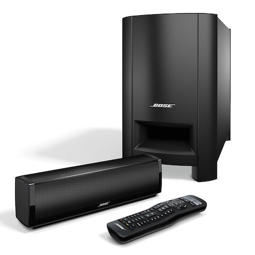 Best Home Theatre Systems:6. Bose CineMate 15 Home Theatre Speaker System