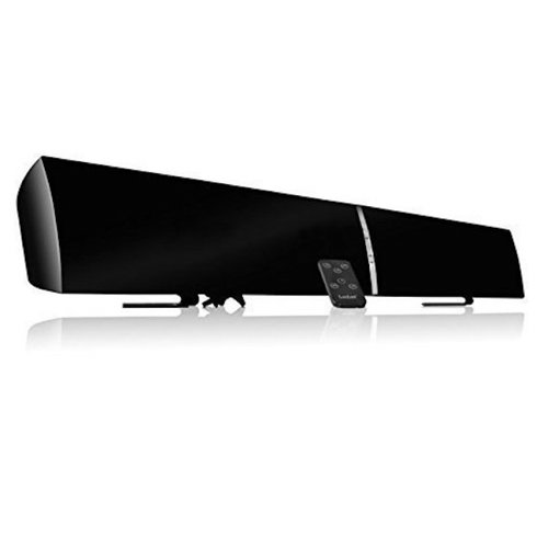 Best Home Theater Systems Under 300 4. Lugulake T180 TV Sound Bar Bluetooth Speaker Theater System
