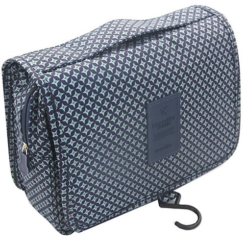 4. ITraveller Hanging Toiletry Bag