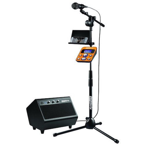8. Singtrix Party Bundle Premium Edition Home Karaoke System - #SGTX1