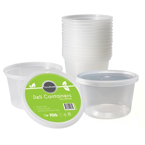 Top 10 Best Containers for Freezing Soup in 2018 Reviews