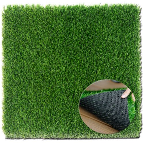 10. ZestyNest Grass Door Mat With SmartDrain Technology-Perfect For Your Garden, Balcony & Porch (24X30 Inches)