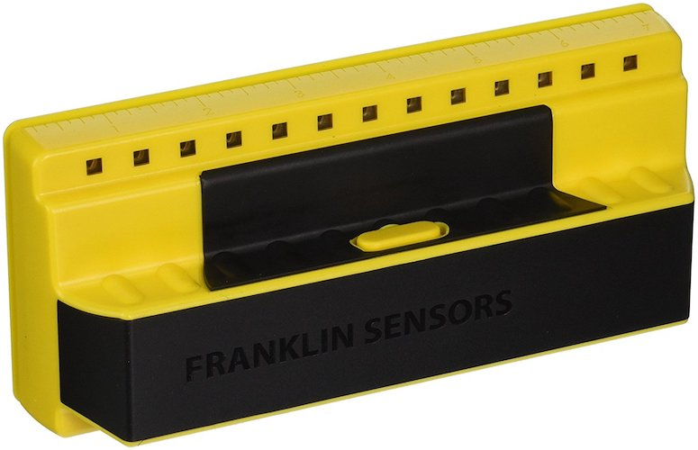 3. ProSensor 710 Franklin Sensors ProSensor 710 Precision Stud Finder Yellow