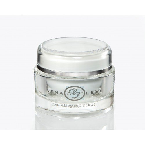 10. Rena Levi Skincare amazing scrub