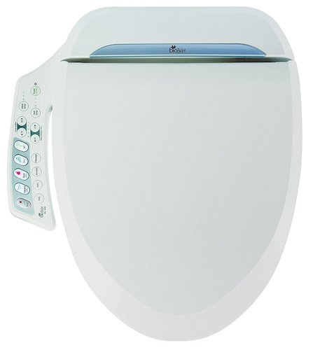 Top 10 Best Bidet Toilet Seats in 2018 Reviews