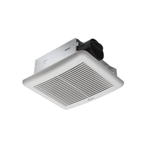 2. Delta Breez SLM70 Slim 70 CFM Exhaust Fan