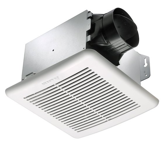 6. Delta BreezGreenBuilder GBR100 100 CFM Exhaust Bath Fan