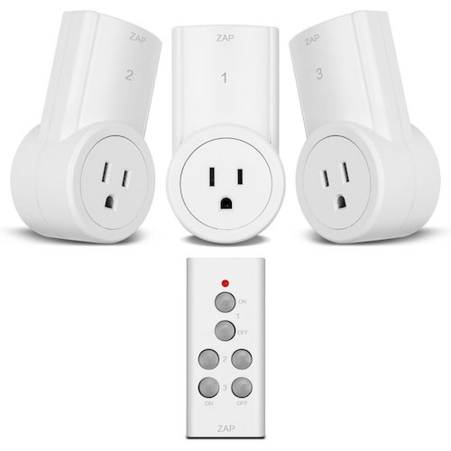 8. Etekcity Wireless Remote Control Electrical Outlet Switch