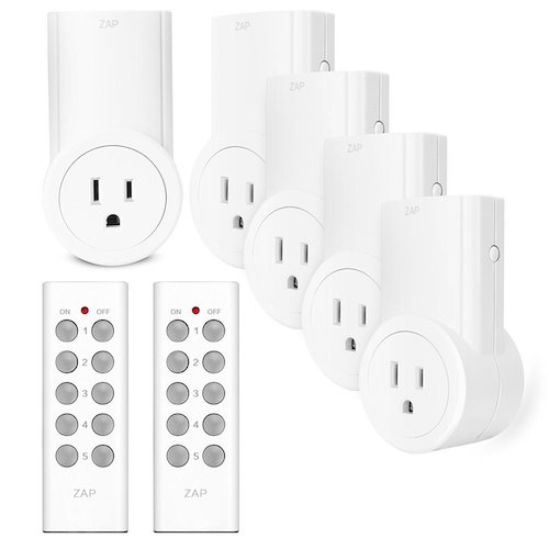1. Etekcity Wireless Remote Control Electrical Outlet Switch