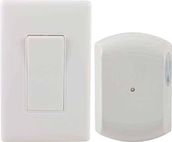 3. GE Remote Wall Switch Light Control