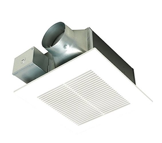 10. Panasonic (FV-08-11VF5) WhisperFit EZ Retrofit Fan