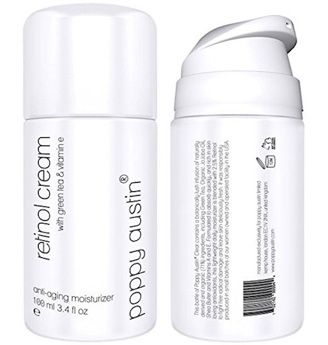2. Poppy Austin retinol cream