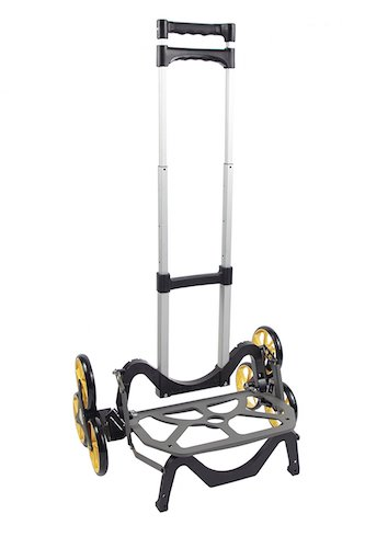 2. UpCart the All-Terrain Stair Climbing Folding Cart