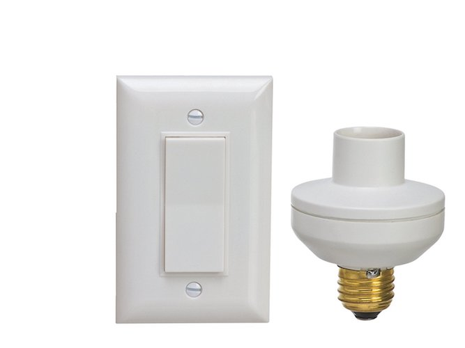4. Wireless Remote Control Light Switch