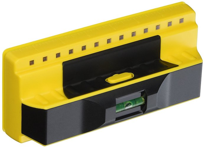6. ProSensor 710+ Professional Stud Finder with Built-in Bubble Level and Ruler