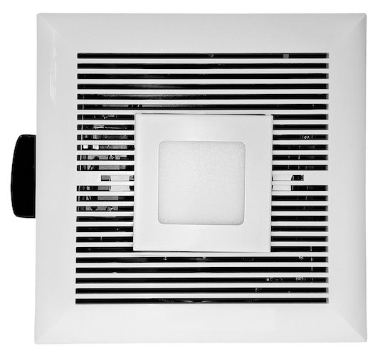 10. Tatsumaki LD-120 Bathroom Fan - 120 CFM Ultra Quiet with LED
