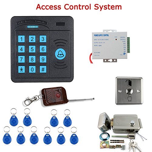 Electronic Commercial Door Locks