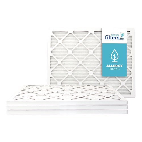 2. Cleaner Filters 16x25x1 Air Filter