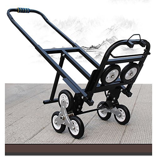 Top 10 Best Hand Trucks for Stair Climbing in 2018 Reviews