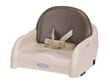 2. Graco Blossom Booster Seat, Brown/Tan