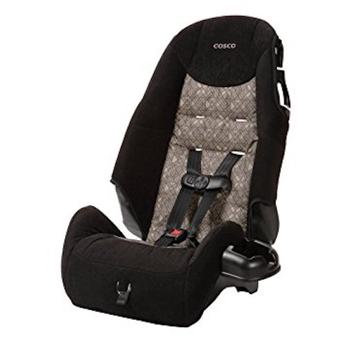 1. Cosco - Highback 2-in-1 Booster Car Seat