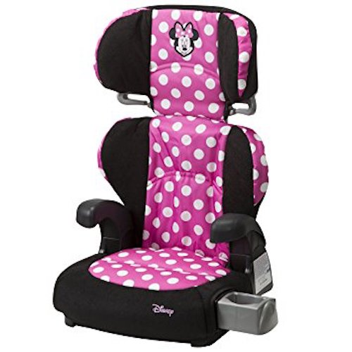 8. Minnie Mouse Pronto Booster Seat