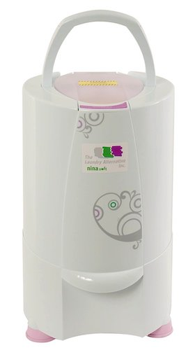 1. The Laundry Alternative Nina Soft Spin Dryer, Ventless Portable Electric Dryer. 3 Year Warranty, 127V, 60 Hz