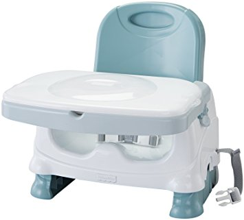 4. Fisher-Price Healthy Care Deluxe Booster Seat