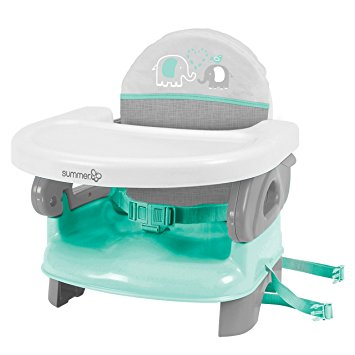 9. Summer Infant Deluxe Comfort Folding Booster