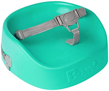 7. Bumbo Toddler Booster Seat, Aqua