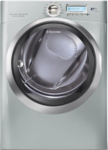9. Electrolux EWMGD70JSS Wave-Touch Series 8.0 cu. ft. Capacity Gas Front Load Dryer