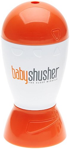 2. Baby Shusher - The Soothing Sleep Miracle for Babies