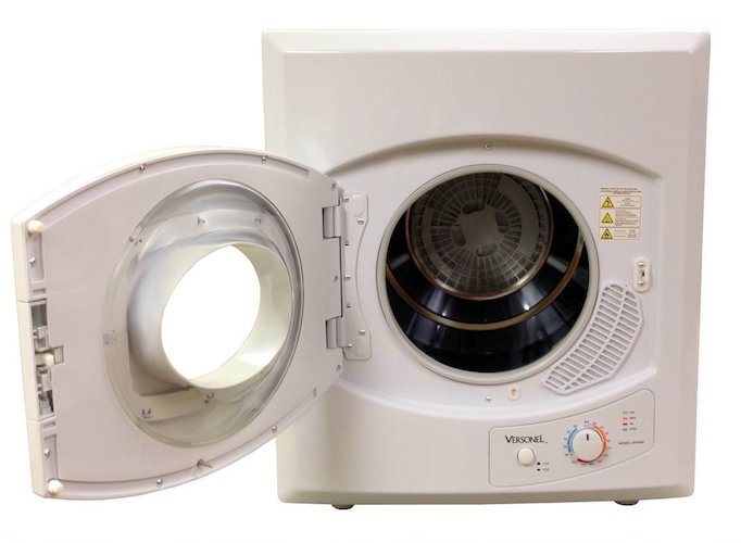 5. Smart+ Products SPP98D Compact Electric Tumble Vented Laundry Dryer